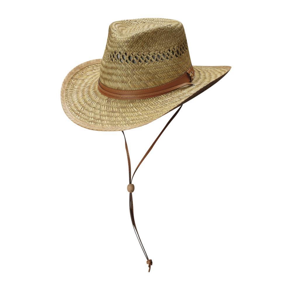 Dorfman Pacific Men's Rio Hat NATURAL