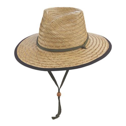 Dorfman Pacific Men's Horizon Hat Natural