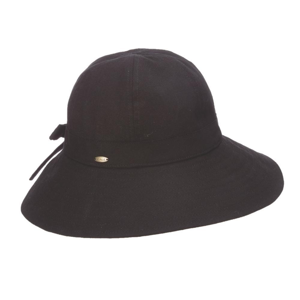 Dorfman Pacific Women's Elda Hat BLACK