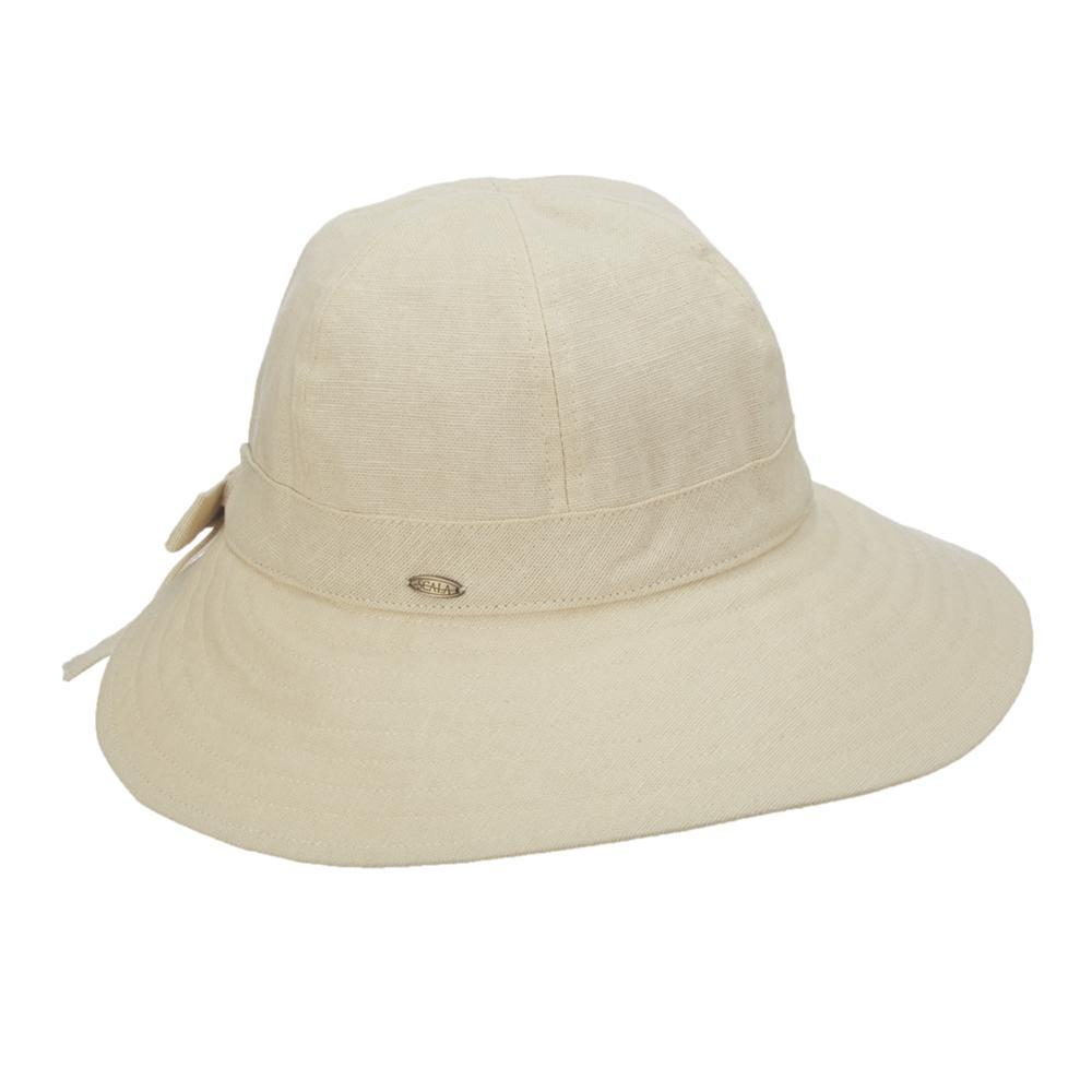 Dorfman Pacific Women's Elda Hat NATURAL