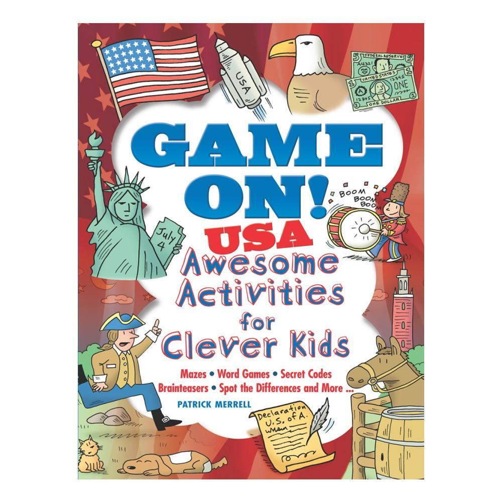 Game On! Usa By Patrick Merrell