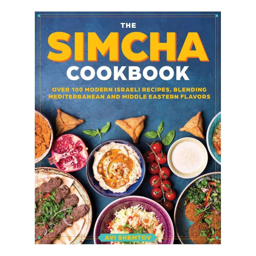 The Simcha Cookbook By Avi Shemtov