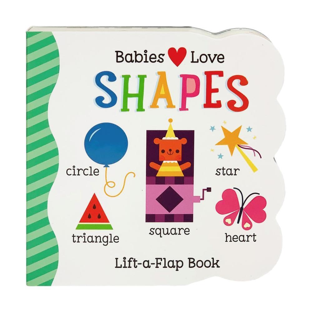 Shapes Lift- A- Flap
