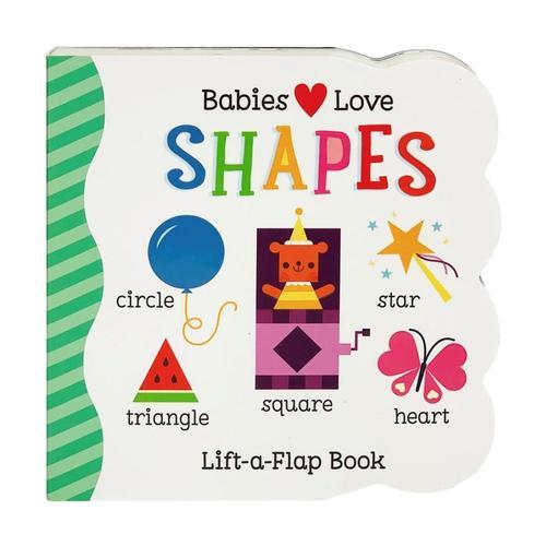 Shapes Lift-a-Flap
