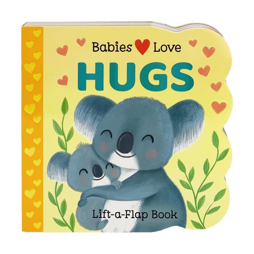 Babies Love Hugs Lift- A- Flap