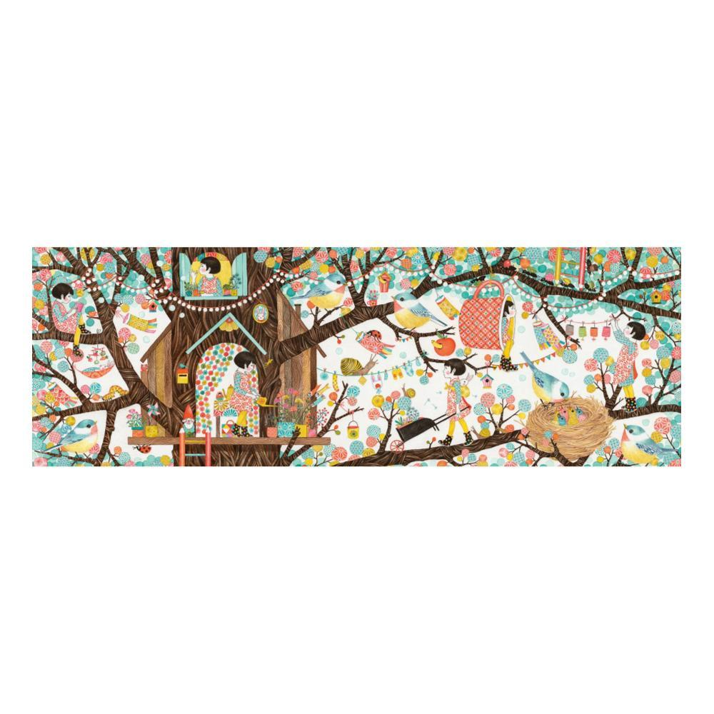 Djeco Treehouse Gallery Jigsaw Puzzle - 200pc