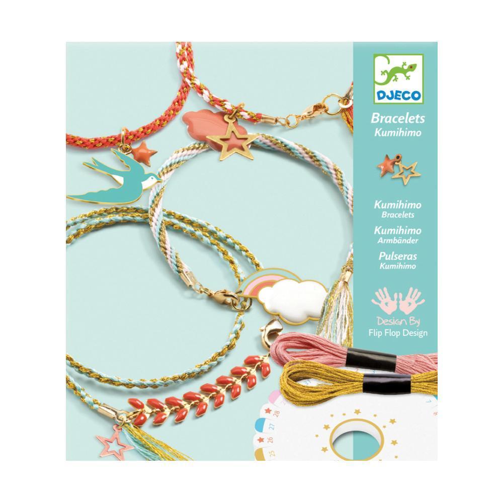 Djeco Celeste Beads & Jewelry Kit