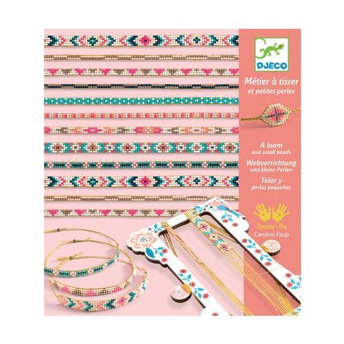 Djeco Tiny Beads Beads & Jewelry Kit
