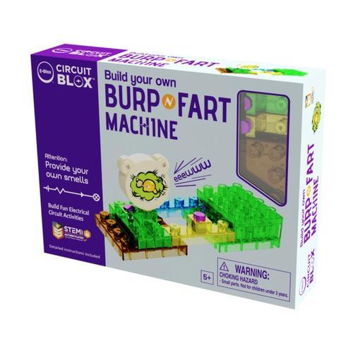 E-Blox BYO Burp 'n Fart Machine