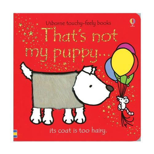 That's not my puppyÉ by Fiona Watt