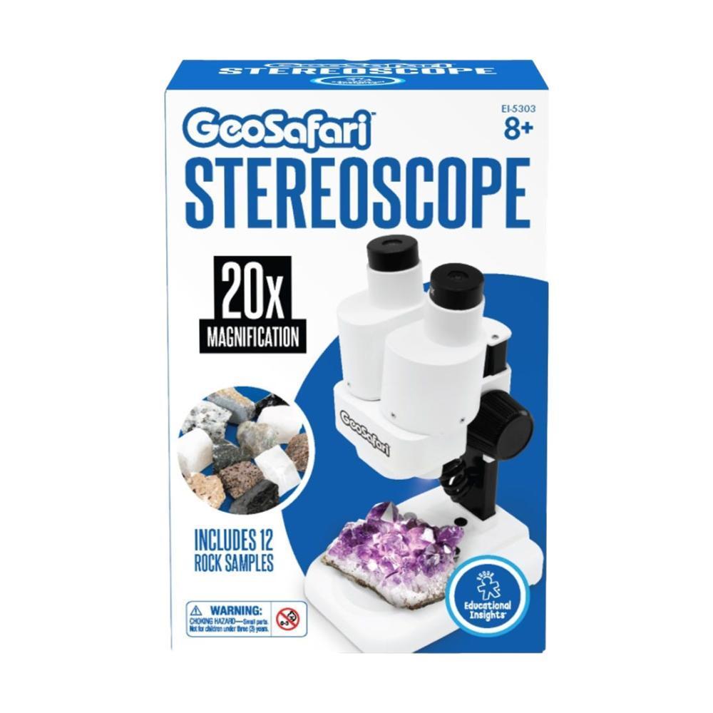 Educational Insights Geosafari Stereoscope