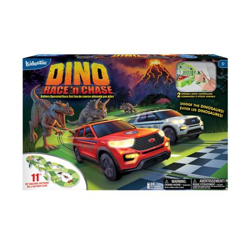 Epoch Kidoozie Dino Race And Chase Set