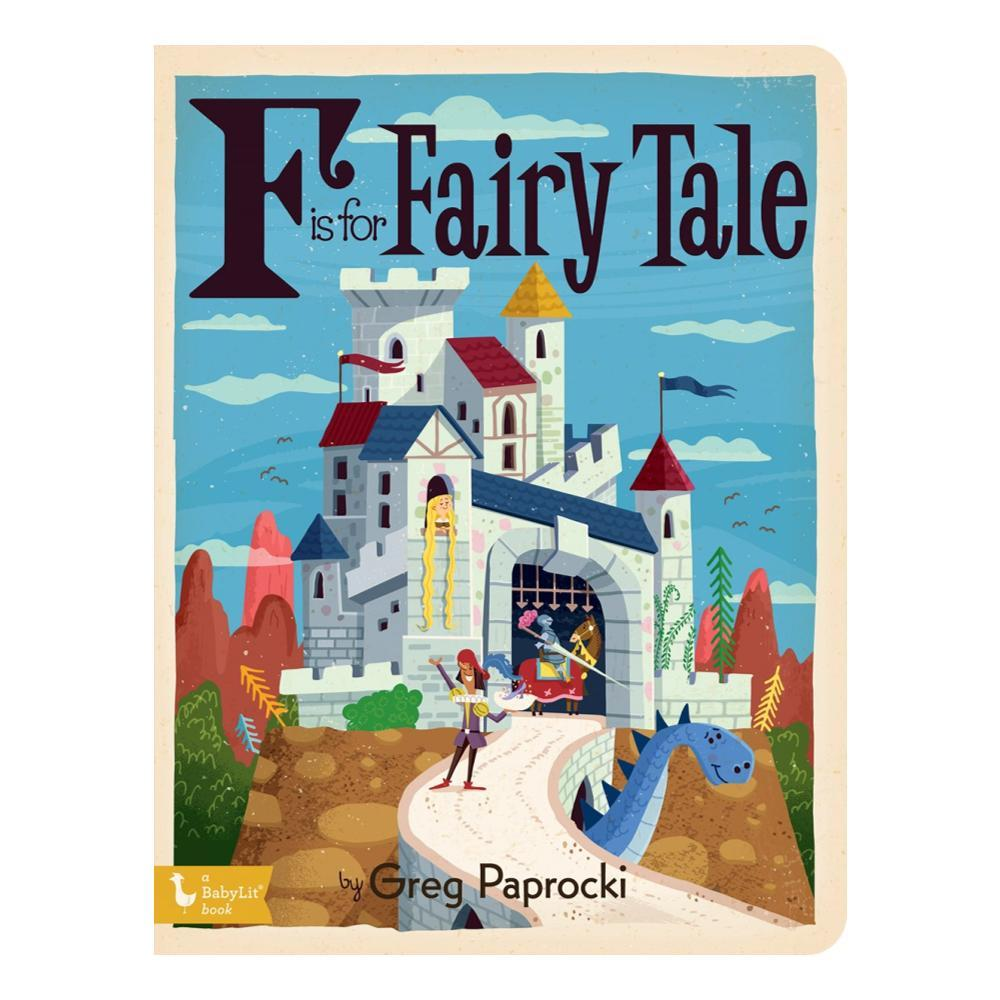 F Is For Fairy Tale By Greg Paprocki