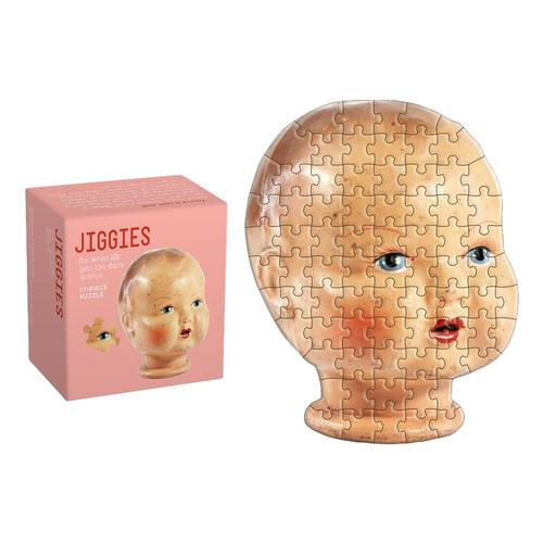 You're a Real Doll Jiggie (72 Piece Jigsaw) Puzzle