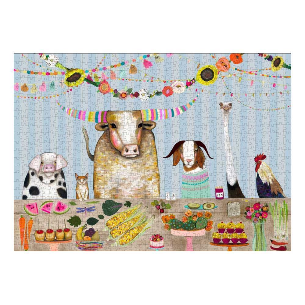 Greenbox Art Corn Muffins 1000 Piece Jigsaw Puzzle