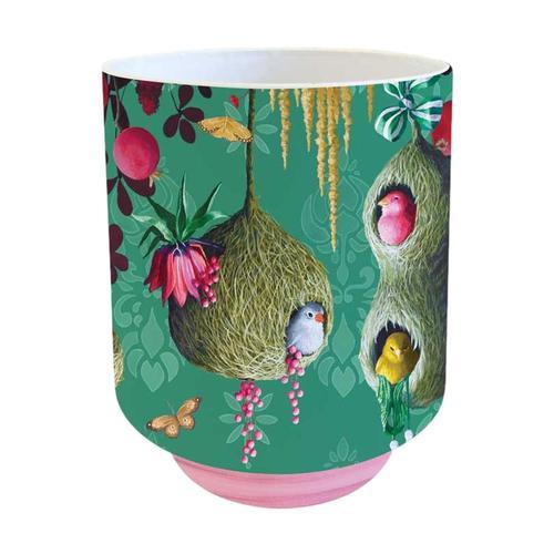 Greenbox Art Sky Nests Vase