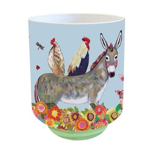 Greenbox Art Farm Buddies Vase