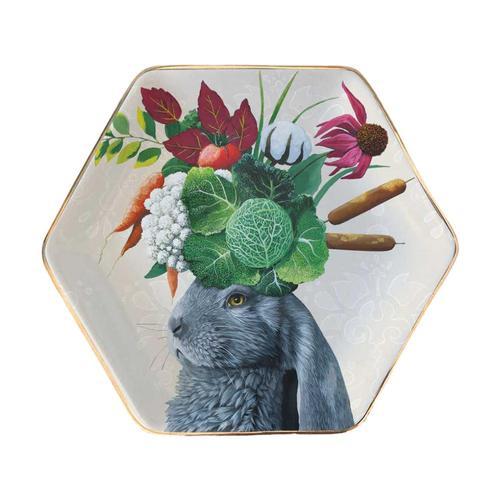 Greenbox Art Morning In The Garden Serveware Decorative Dish