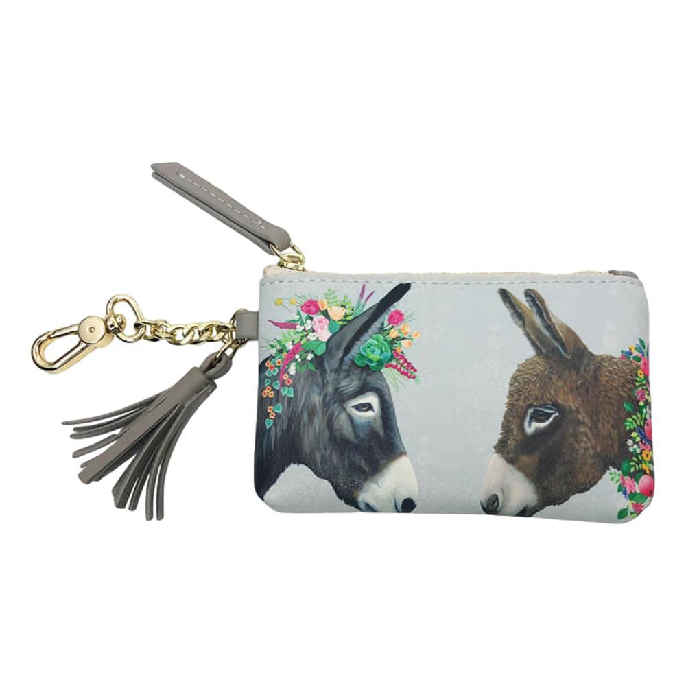 Greenbox Art Lovely Donkeys - Fashion Accessories Key Pouch