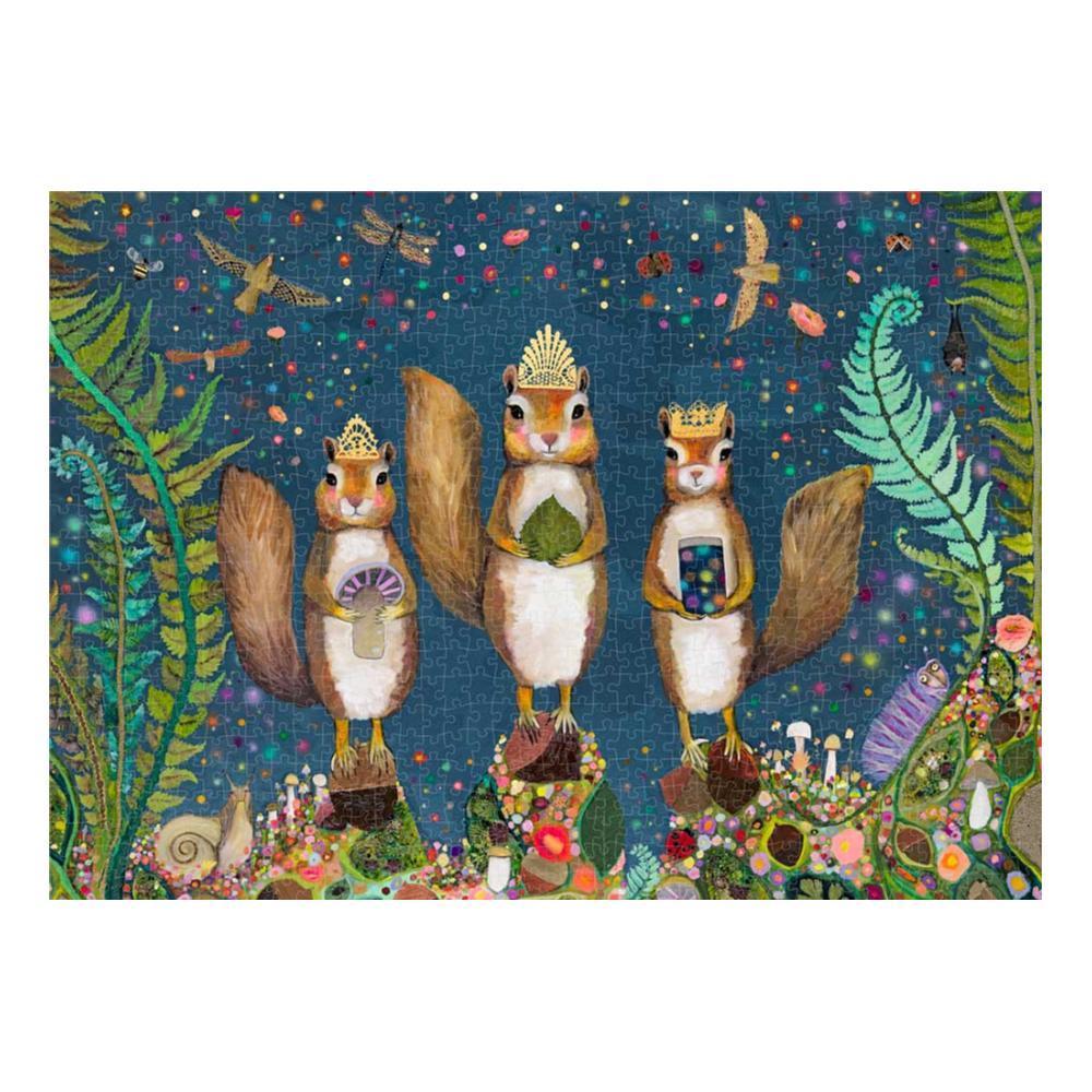 Greenbox Art Squirrel Royale 1, 000 Piece Jigsaw Puzzle