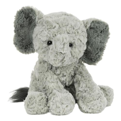 Gund Cozy's Elephant Stuffed Animal 10in