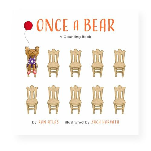 Once A Bear by Ron Atlas