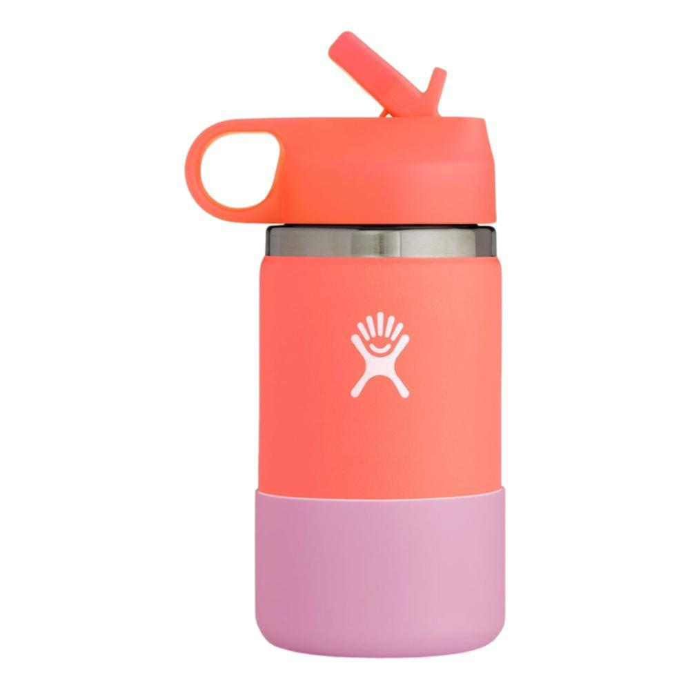 Hydro Flask Kids 12oz Wide Mouth Bottle  HIBISCUS