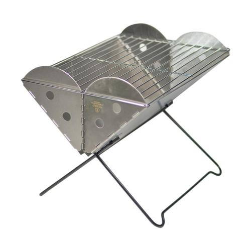 Industrial Revolution Flatpack Grill & Fire Pit