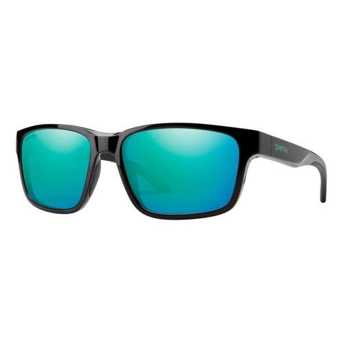 Smith Optics Basecamp Sunglasses Blk.Jade
