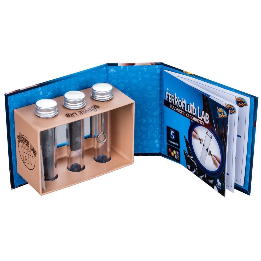 Heebie Jeebies Ferro Fluid Lab Magnetic Chemistry Kit