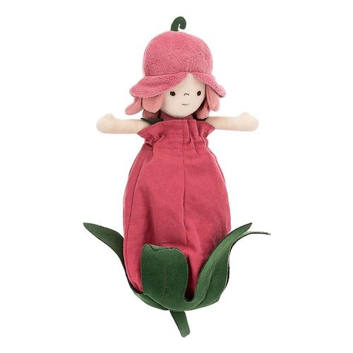 Jellycat Rose Petalkin Doll