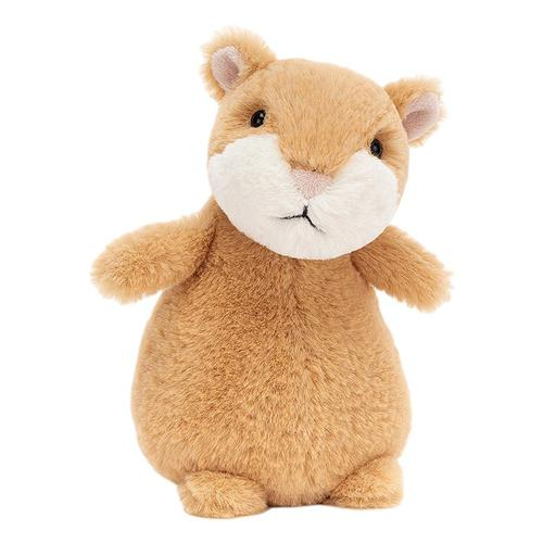 Jellycat Happy Cinnamon Hamster Stuffed Animal