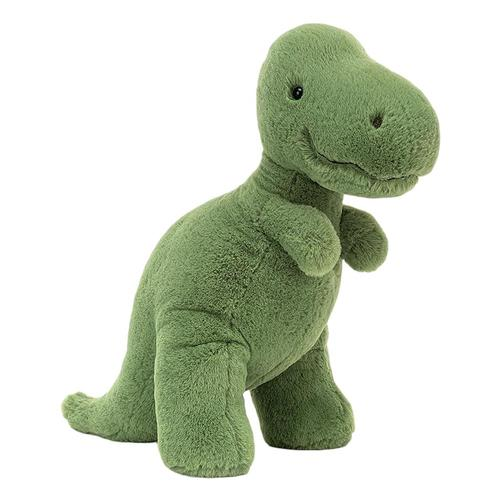 Jellycat Fossilly T-Rex Stuffed Animal