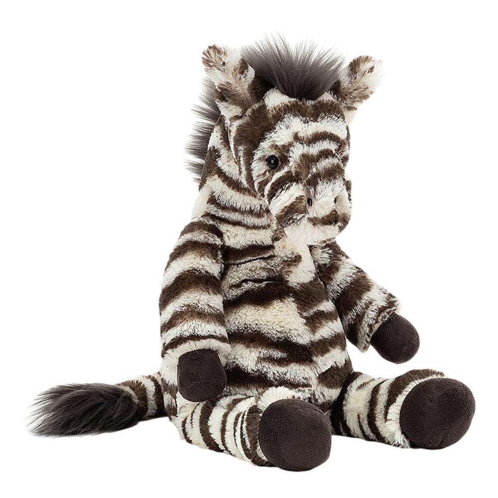 Jellycat Lallagie Zebra Stuffed Animal