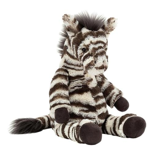 Jellycat Lallagie Zebra Stuffed Animal