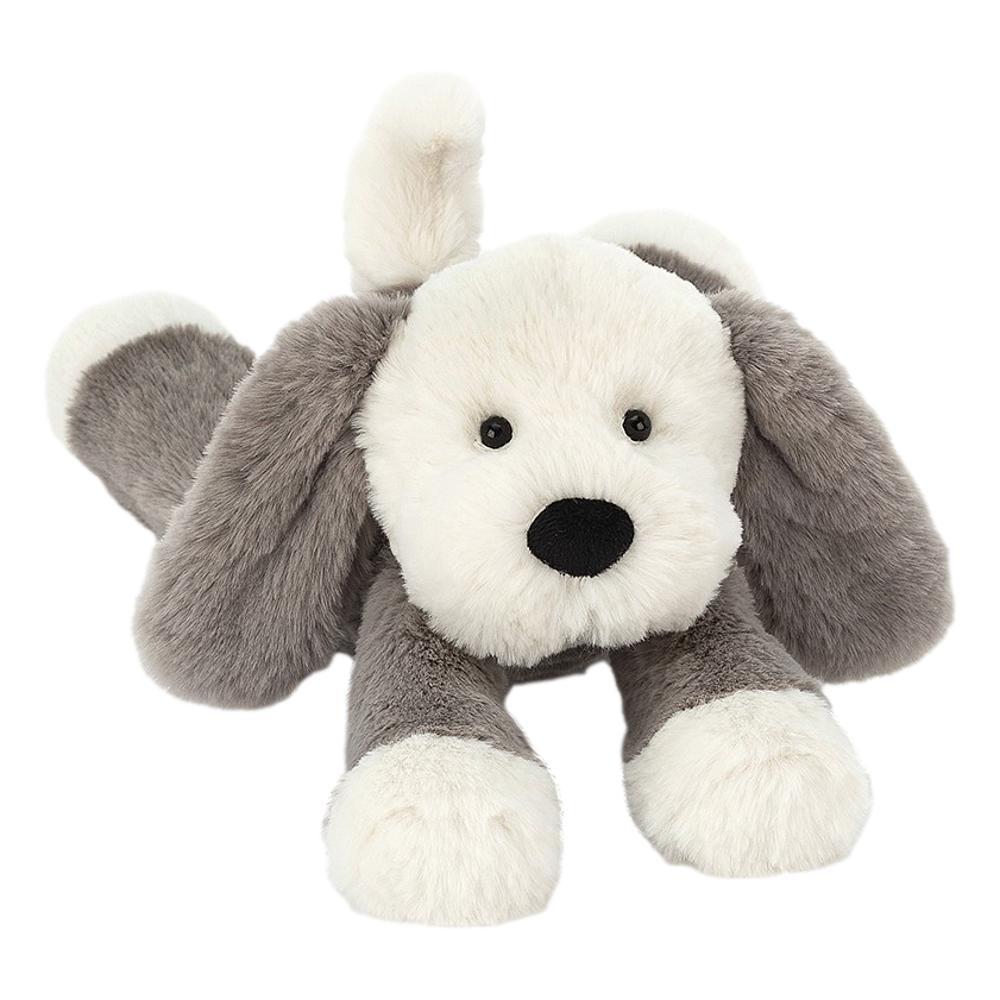 Jellycat Smudge Puppy Stuffed Animal