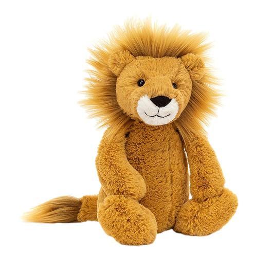 Jellycat Bashful Lion Stuffed Animal