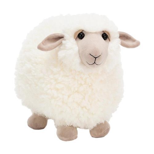 Jellycat Rolbie Cream Sheep Stuffed Animal