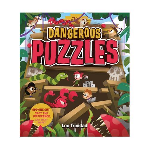 Dangerous Puzzles by Jane Kent