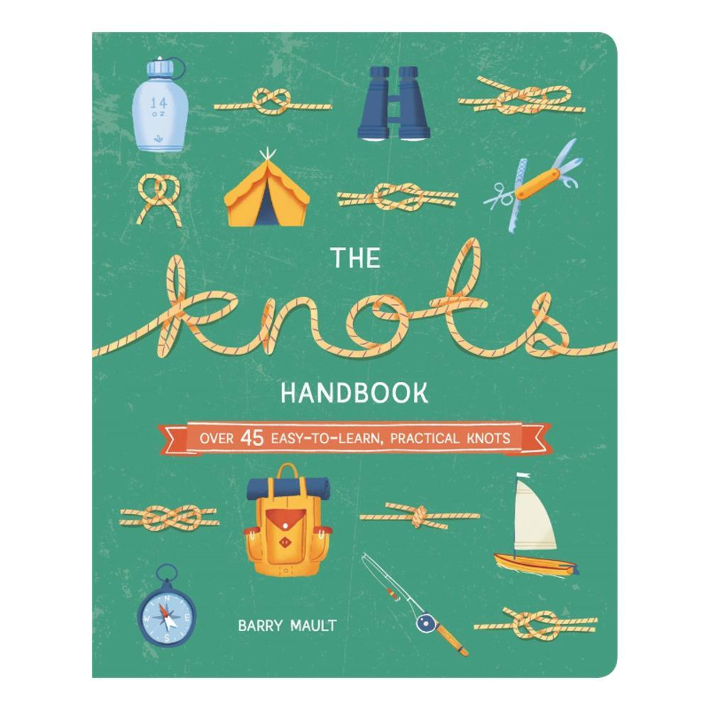 The Knots Handbook By Barry Mault