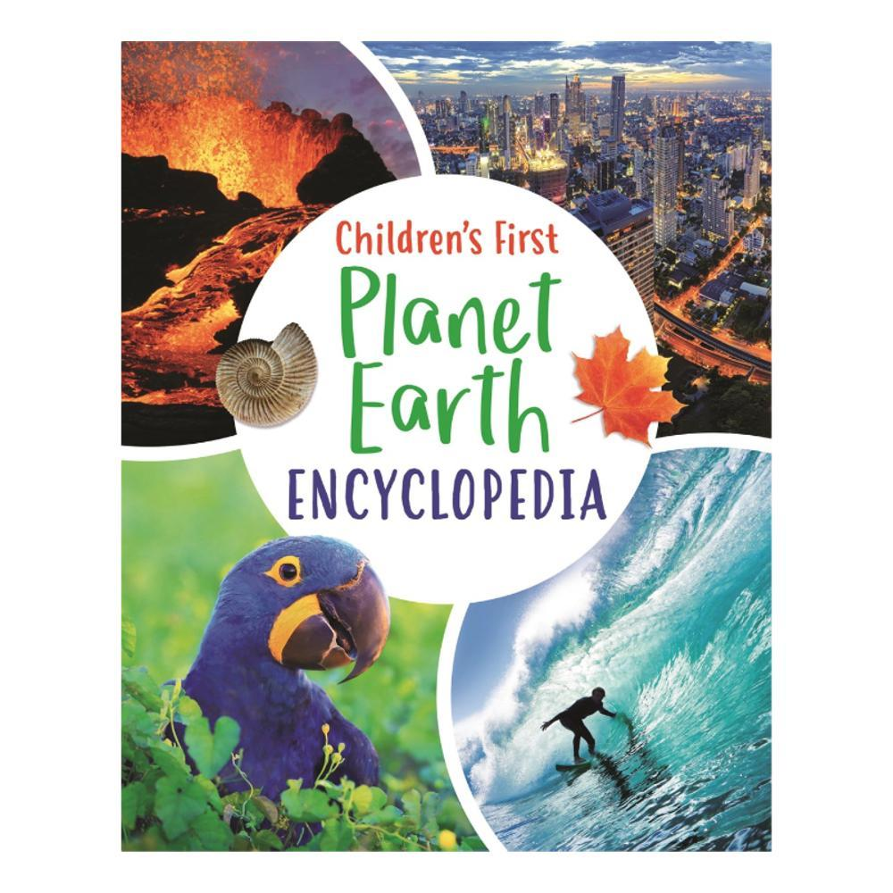 Children's 1st Planet Earth Encyclopedia By Claudia Martin