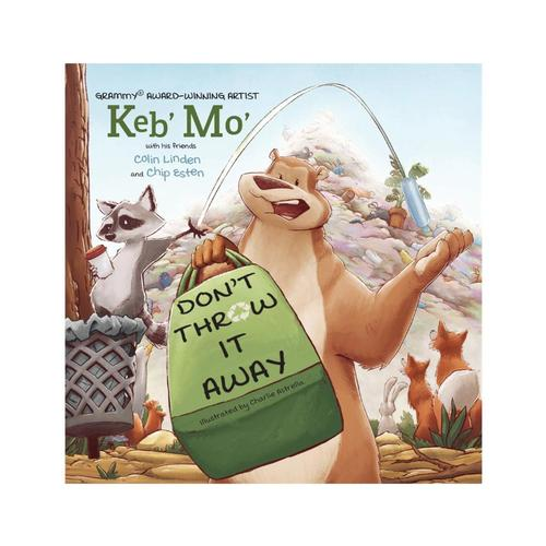 Don't Throw It Away by Keb' Mo'