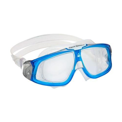 Aqua Sphere Seal 2 Clear Lens Goggles Clr_blu.Wht