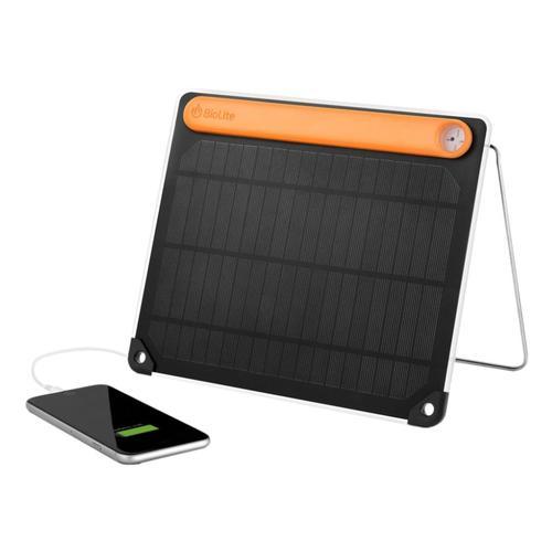 BioLite SolarPanel 5+ Blk/Org