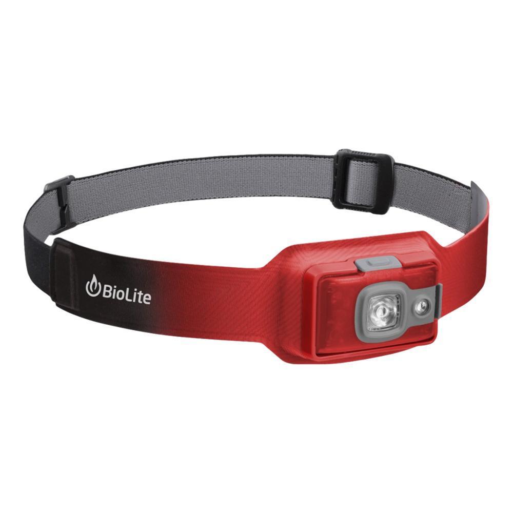 BioLite HeadLamp 200 EMBER_RED