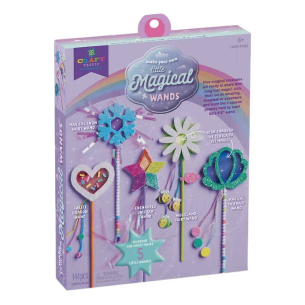 Craft- Tastic Make Your Own Magical Wands Kit
