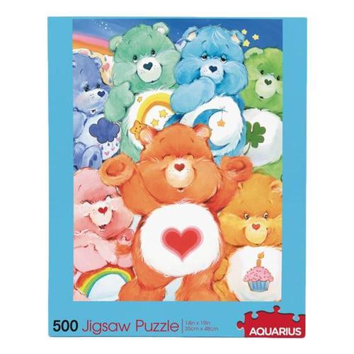 Aquarius Care Bears 500 Piece Jigsaw Puzzle