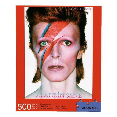 Aquarius David Bowie Aladdin Sane 500-Piece Jigsaw Puzzle