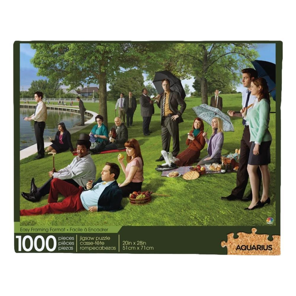 Aquarius The Office Sunday Afternoon 1000- Piece Jigsaw Puzzle