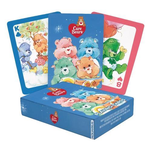 Aquarius Care Bears Playing Cards